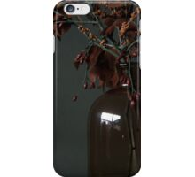 Autumn Bottle and Twigs iPhone Case/Skin