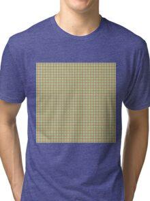 Retro Lines Tri-blend T-Shirt
