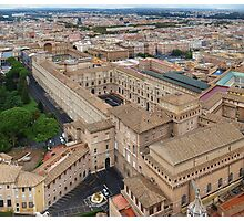 Museums in the Vatican City Photographic Print