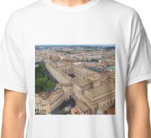 Museums in the Vatican City Classic T-Shirt