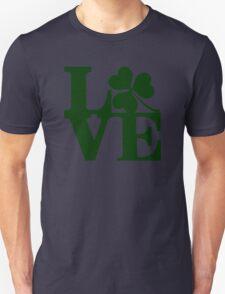 LOVE - Shamrock T-Shirt
