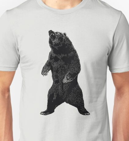 Majestic Grizzly Unisex T-Shirt