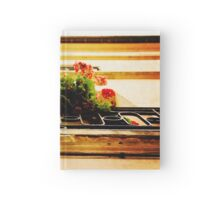 Flowery House Hardcover Journal