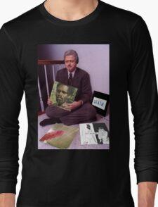 Noided Clinton  Long Sleeve T-Shirt