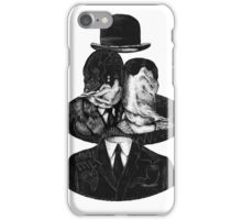 René Magritte iPhone Case/Skin