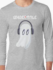 Booo - Undertale Long Sleeve T-Shirt