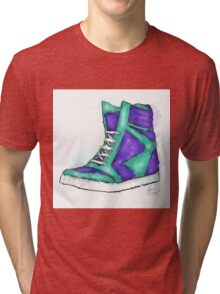 High Top Tri-blend T-Shirt