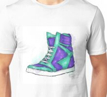 High Top Unisex T-Shirt