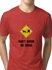 Amish Drink Tri-blend T-Shirt