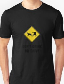 Amish Drink T-Shirt