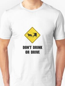 Amish Drink Unisex T-Shirt