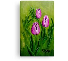 Tulips (2) Canvas Print