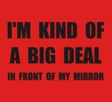 Big Deal Mirror Kids Tee