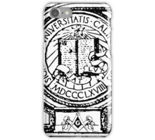 Masonic Exlibris iPhone Case/Skin