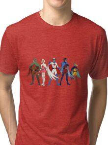 g force Tri-blend T-Shirt