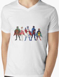 g force Mens V-Neck T-Shirt