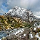 Head of the White Slope by Adrian Evans