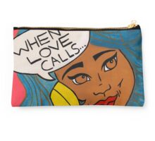 When Love Calls... Studio Pouch