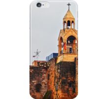The Church of the Nativity is a basilica located in Bethlehem iPhone Case/Skin