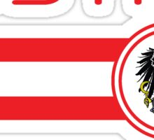 Euro 2016 Football - Austria (Away White) Sticker