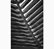 Palm Frond in Black and White, #14 Unisex T-Shirt