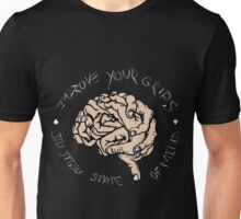 IMPROVE YOUR GRIPS - Dark Colors Unisex T-Shirt