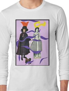 . . .she called him Mister Hat. . . Long Sleeve T-Shirt