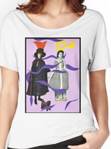 . . .she called him Mister Hat. . . Women's Relaxed Fit T-Shirt