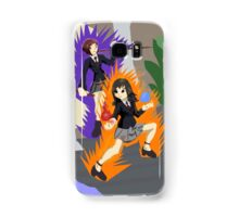 Trauma and Edge 1 Samsung Galaxy Case/Skin