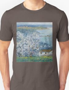 Michele Cascella - House By The Sea Unisex T-Shirt