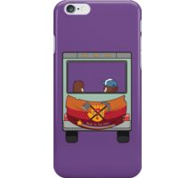 Back To The Fals iPhone Case/Skin