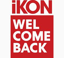 iKon welcome back RED Unisex T-Shirt