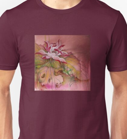 """Twilight Whispers"" from the series ""In the Garden of Lotus"" Unisex T-Shirt"