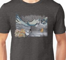It Was a Long Journey, At Least the Weather Was Nice Unisex T-Shirt