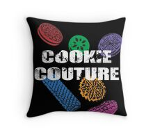 Like cookies? Who doesn't! Throw Pillow
