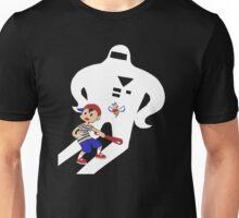 Ness & Buzz Buzz vs Starman Jr. Unisex T-Shirt