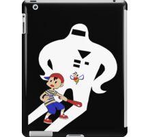 Ness & Buzz Buzz vs Starman Jr. iPad Case/Skin