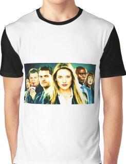 Fringe Cast Graphic T-Shirt