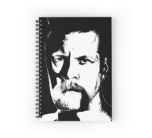 The Walking Dead: Abraham Spiral Notebook