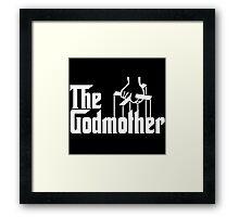 The God Mother Framed Print