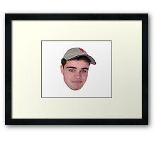 Diddly Datkinson Framed Print