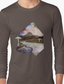 Just Take a Quiet Moment to Reflect Long Sleeve T-Shirt