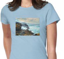 Point Lobos Carmel California  Womens Fitted T-Shirt