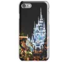 Christmas at the Kingdom iPhone Case/Skin