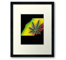 Reggae1 Framed Print