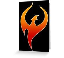 I love Rising Phoenix Games Greeting Card