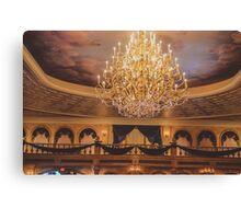 The Ballroom Canvas Print