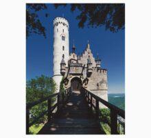 Entrance to Lichtenstein Castle One Piece - Short Sleeve