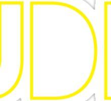 iudm Sticker