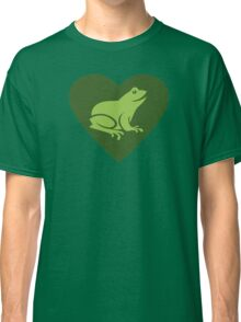 LOVE: Frogs Classic T-Shirt